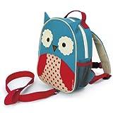 Skip Hop -SK-212204- Zoo mini sac à dos Harnais Hibou