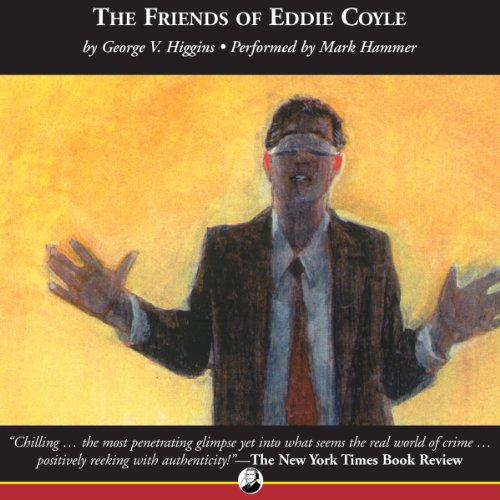 The Friends of Eddie Coyle audiobook cover art
