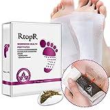 Allbestaye Wormwood Detox Fußpflaster Vitalpflaster Pflaster Fusspflaster zur Entgiftung zum entgiften Detoxifying Foot Patches Pads Schlaf verbessern Wellness