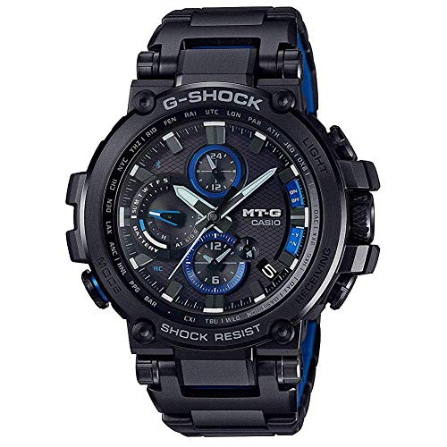 Casio G-Shock MTG-B1000BD-1A MT-G Reloj Bluetooth para Smartphone (renovado)