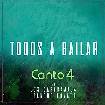 Todos a bailar (Feat. Los Carabajal & Leandro Lovato)