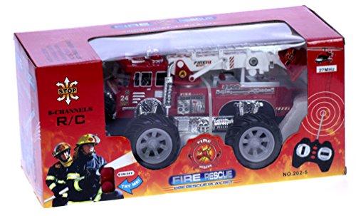 Ozalide - 2081 - Véhicule Pompier -