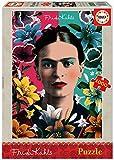 Educa Frida Kahlo Puzzle, 1000 Piezas, multicolor, 1.000 (18493)