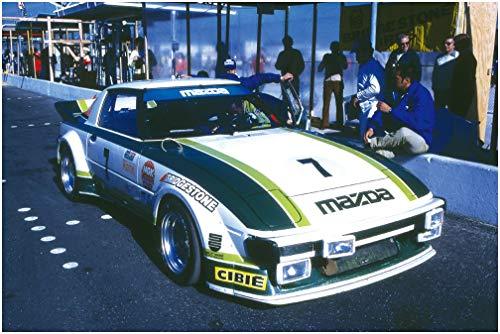 1/24 ザ・モデルカー No.22 マツダ SA22C RX-7 デイトナ '79