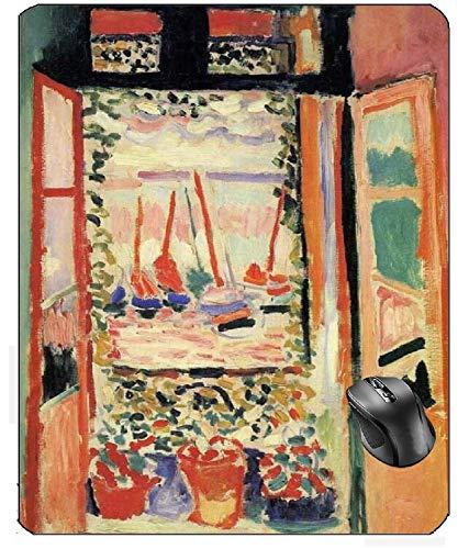 Aventn Henry Matisse offenes Fenster Mauspad