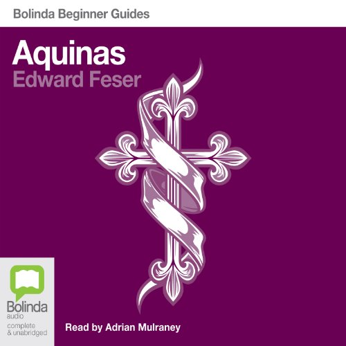 Aquinas: Bolinda Beginner Guides audiobook cover art