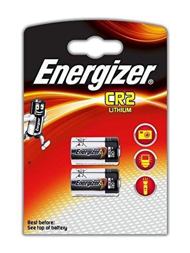 Energizer CR2 Lithium Batterien, 2 Stück