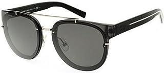 9f77512f5b52 New Christian Dior BLACK TIE 143S transparent dark grey black dark grey  Sunglasses
