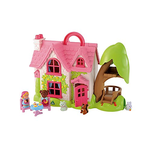 Early Learning Centre 125417 - Casetta Happyland Cherry Cottage