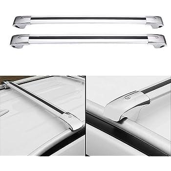 Roof Rail Rack Cross Bars Crossbar Fit for Infiniti FX 35 37 50 QX70 2009-2018