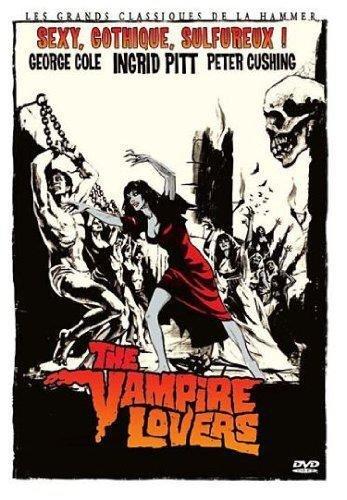 Las Amantes Del Vampiro / The Vampire Lovers (1970) ( Las Amantes del Vampiro ) [ Origen Francés, Ningun Idioma Espanol ]
