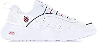 K-SWISS SHOES Luxury Fashion Womens 96528159 White Sneakers | Fall Winter 19