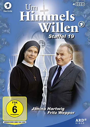 Um Himmels Willen - Staffel 19 [4 DVDs]