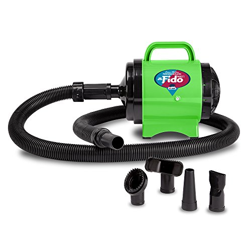 B-Air BA-FM-1-GN Fido Max 1 Dog Dryer Premier...