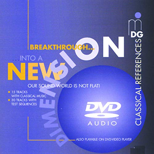 Breakthrough ... into a new Dimension [DVD-AUDIO]