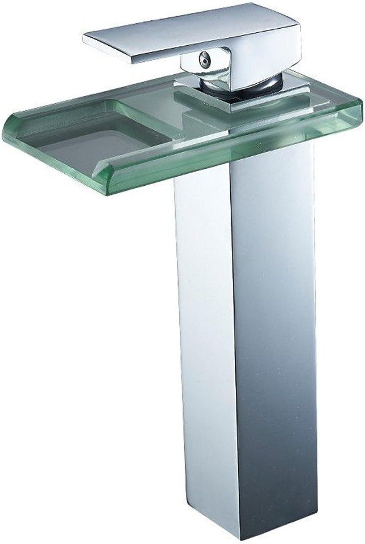 Bijjaladeva Antique Bathroom Sink Vessel Faucet Basin Mixer Tap Water faucet basin faucet waterfall faucet B