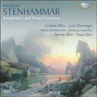 交響曲第1番、第2番、ピアノ協奏曲第1番、第2番、管弦楽曲集 ネーメ・ヤルヴィ&エーテボリ交響楽団(3CD)