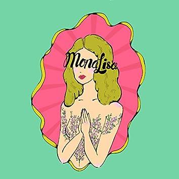 Mona Lisa feat. Hasisi from Denpa Girl
