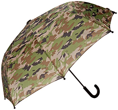 Western Chief Boys' Little Character Umbrella, Camo, One Size