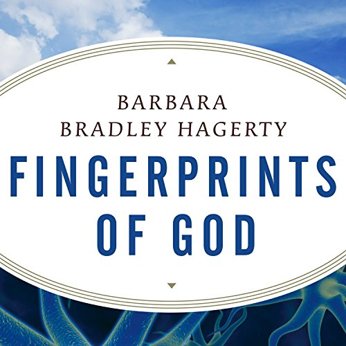Fingerprints of God audiobook cover art