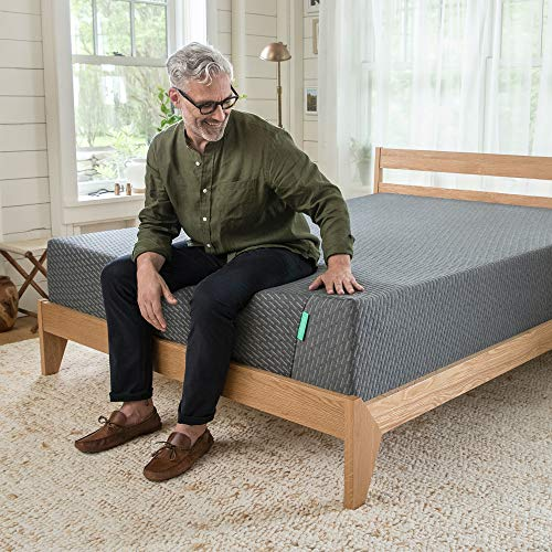 TUFT & NEEDLE Mint Queen Mattress - Extra Cooling Adaptive Foam with Ceramic Gel Beads and Edge Support - Supportive Pressure Relief - CertiPUR-US - 100 Night Trial