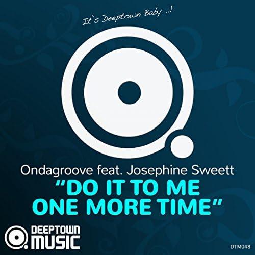 Ondagroove feat. Josephine Sweett