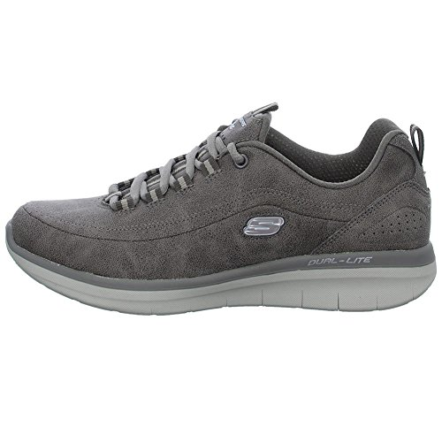 Zapatillas Skechers – Synergy 2.0-Comfy Up Marrón Talla: 40