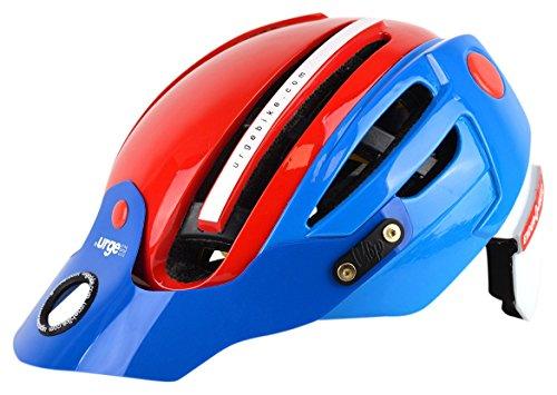 Brooks Erwachsene Fahrradhelm Endur-O-Matic 2 MIPS, Blue/White/Red, S/M
