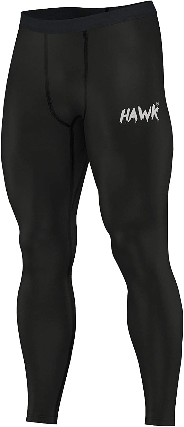 Hawk Sports Mens Compression Pants Minneapolis Mall Layer Running Super-cheap Mu Base Workout