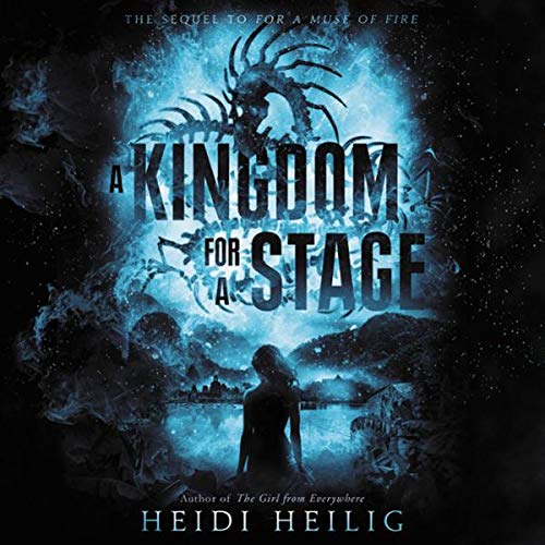 A Kingdom for a Stage audiobook cover art