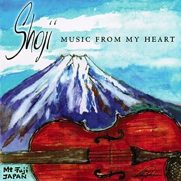 Shoji - Music From My Heart