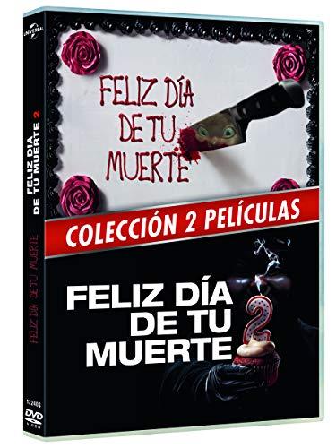 Pack 1+2: Feliz Día De Tu Muerte [DVD]