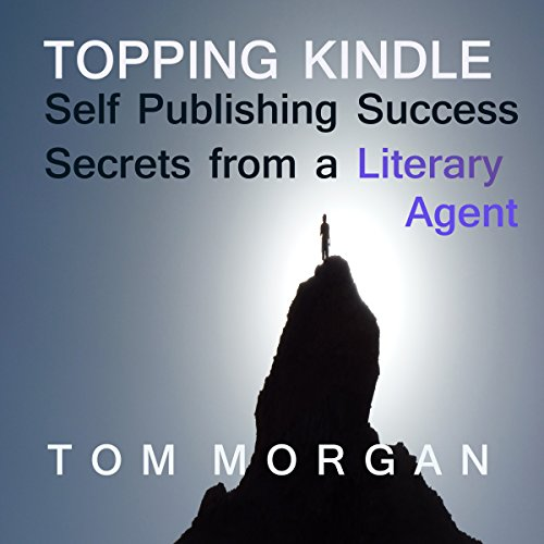 Topping Kindle audiobook cover art