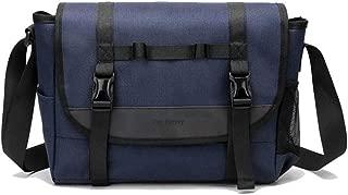 Solid Color Waterproof Oxford Cloth Men's Bag Cool Cool Men's Messenger Bag Sports Shoulder Bag