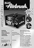 "Revell Airbrush Kompressor ""master class"" - 6"