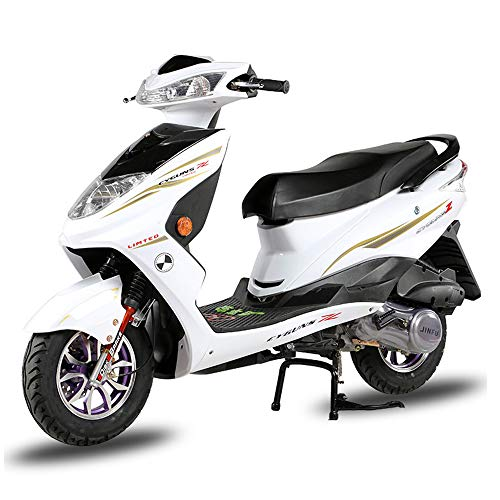 Wheel-hy 125cc Gas Scooter de Gas Legal de Calle Completamente automático