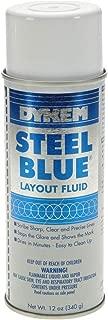 Layout Fluid, Steel Blue, 12 oz. Net