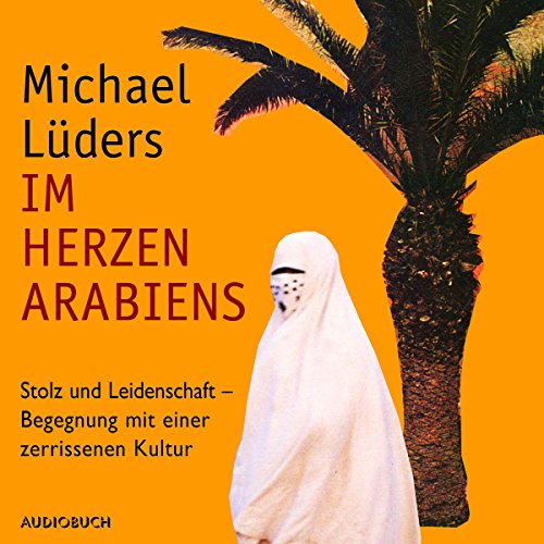 Im Herzen Arabiens audiobook cover art