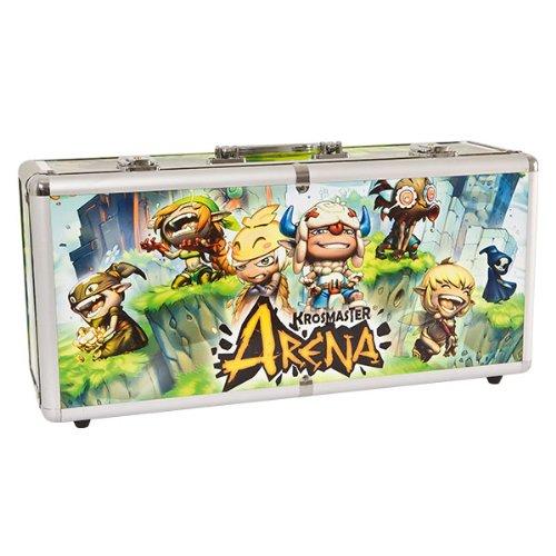 Ankama ANK0M004 - Brettspiele, Krosmaster Figurenkoffer