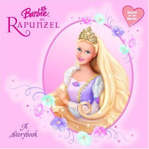 Barbie as Rapunzel: A Storybook (Barbie (8x8))