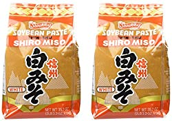 shirakiku white miso shiro soy bean paste