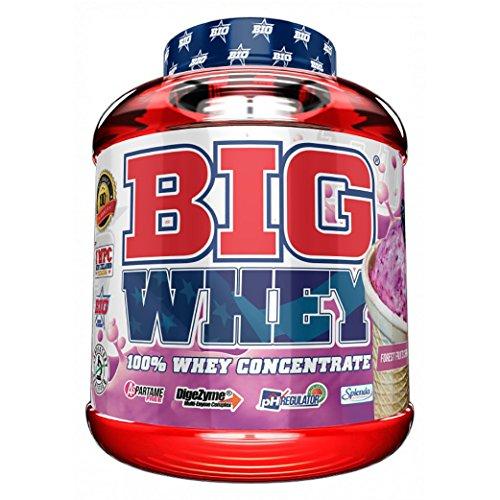 BIG Whey Concentrado Proteínas - 2000 gr
