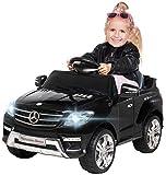 Kinder Elektroauto Mercedes ML 350 Original Lizenz Auto 2X 25 Watt Motor Kinderauto Kinderfahrzeug E auf rc-auto-kaufen.de ansehen