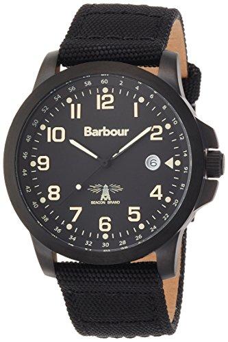 Barbour BB020BKBK Reloj de Hombres