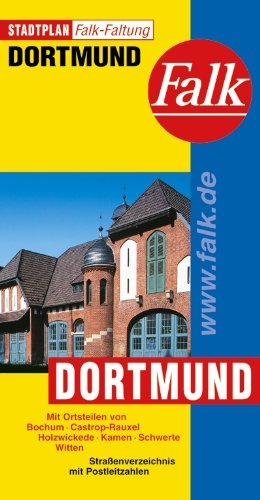 Falkplan Falk-Faltung Dortmund