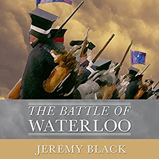 The Battle of Waterloo audiobook cover art