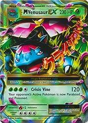 powerful Pokemon-M / Mega Venusaur-EX (2/108) -XY Evolution-Holographic