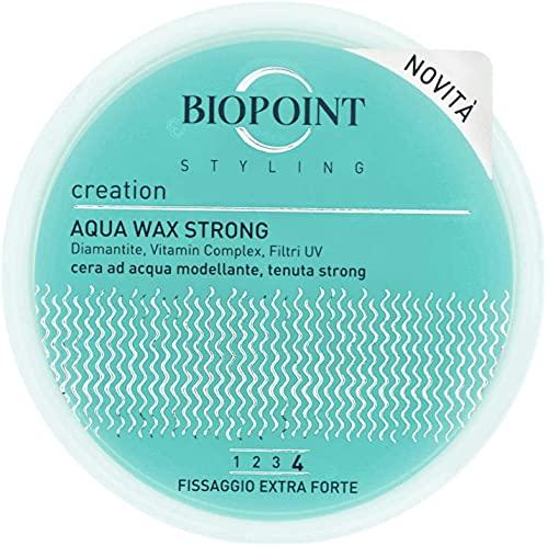 Biopoint Sculptor Aqua Wax Strong Edition Cera Modellante e Lucidante 100 ml