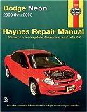 Haynes Dodge Neon 2000 Thru 2003