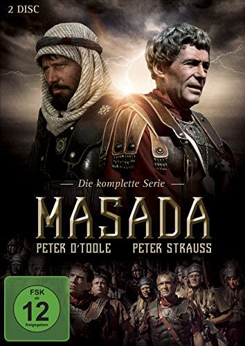Masada - Die komplette Serie [2 DVDs]